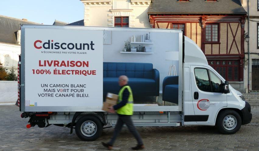 E-commerce : Cdiscount innove avec la livraison verte