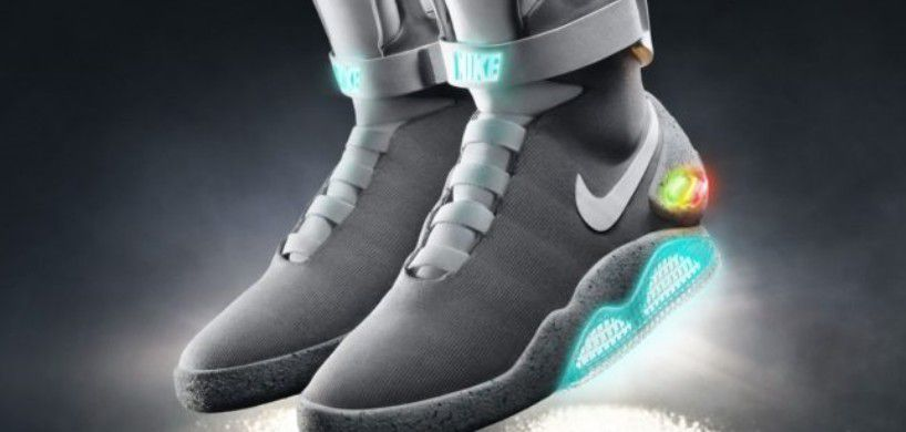 Innovation high-tech : les Nike Mag arrivent en 2019