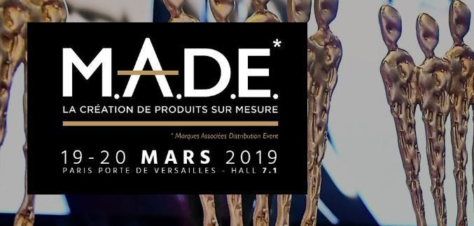 Marketing Event : M.A.D.E., le salon des MDD et des créateurs en mars 2019 à Paris