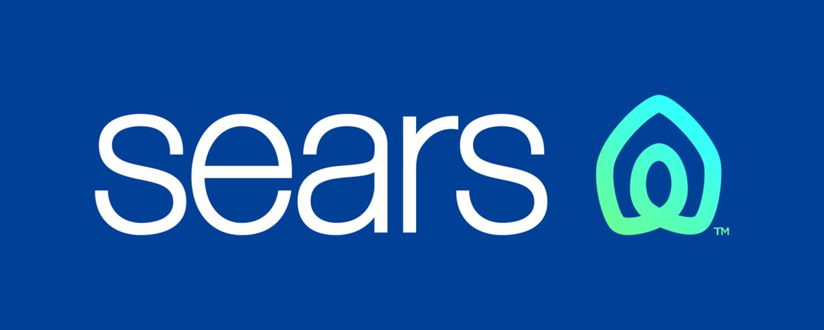 Grande distribution : L'enseigne SEARS change son identité visuelle et rattache un pictogramme