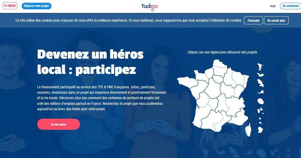 Start-up : Tudigo la plateforme au service des territoires lève 2 millions d'euros