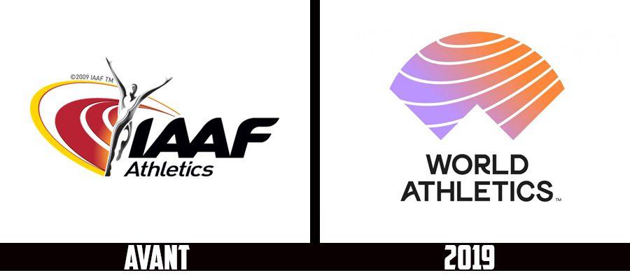Branding : IAAF change de nom et de logo en devenant World Athletics