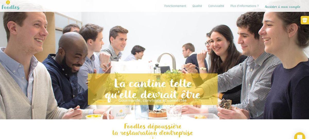 Start-up : Foodles boucle un nouveau tour de table