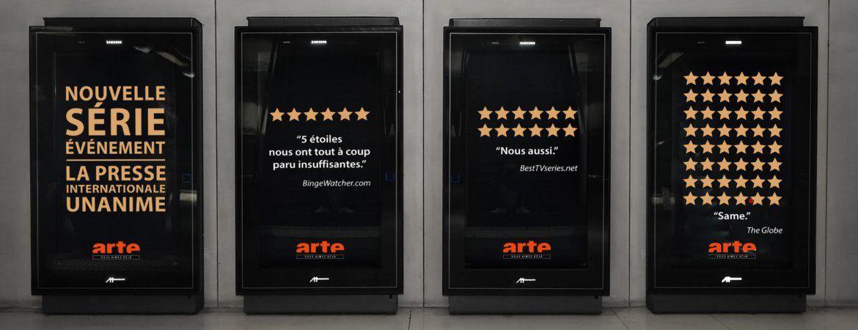 Buzz : Pour Mytho, Arte n'hésite pas à utiliser de faux témoignages de médias