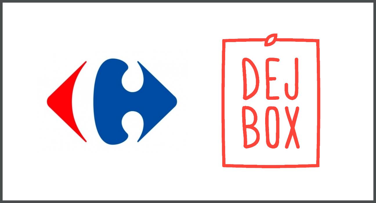 Grande distribution : Carrefour acquiert Dejbox, spécialiste de la livraison de déjeuner en entreprise