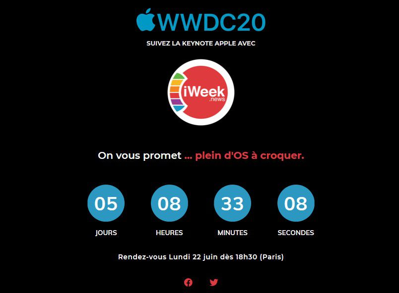 Media / Web : OUATCH TV lance son site iweek.news