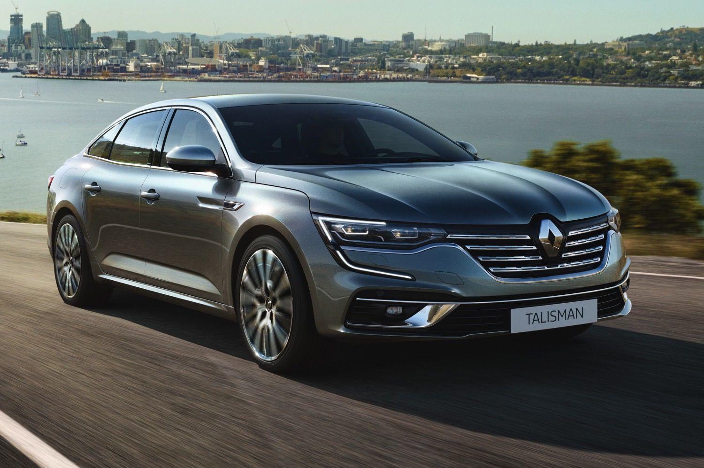 Automobile :  la nouvelle Renault Talisman est commercialisée