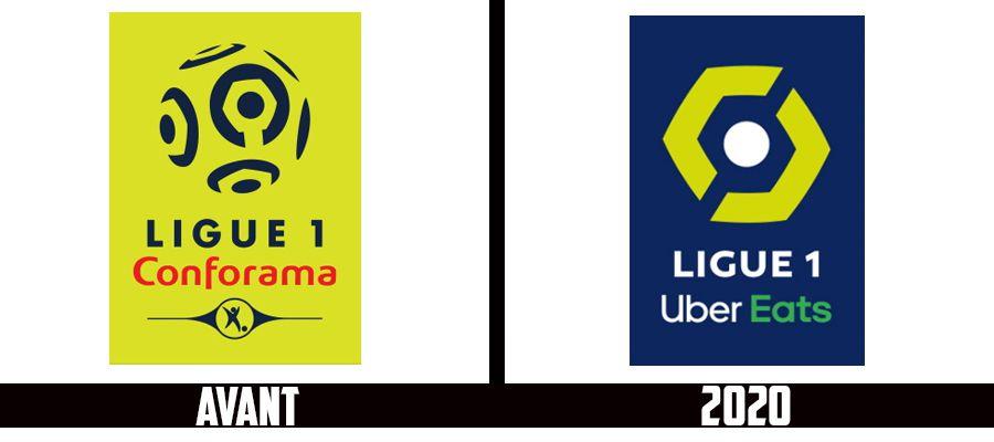 Branding : deux nouveaux logos pour la ligue 1 et la ligue 2 de Football