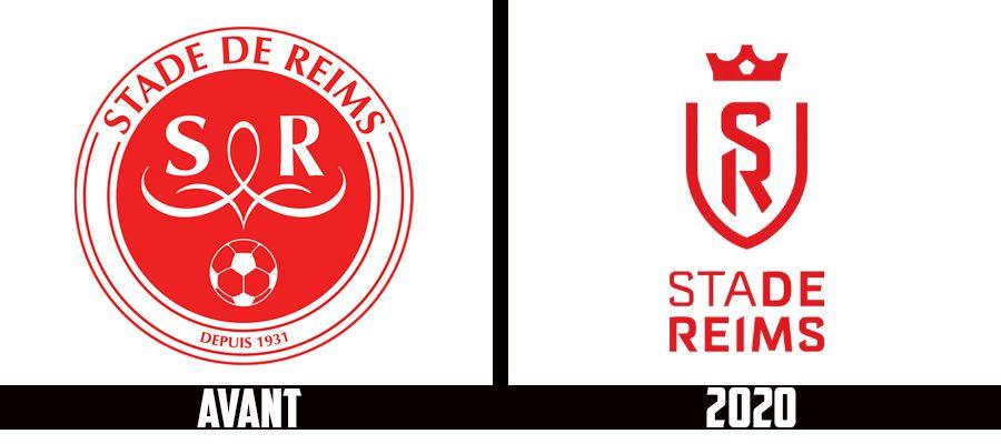 Branding : Un nouveau logo pour Le Stade de Reims vient d'apparaître !