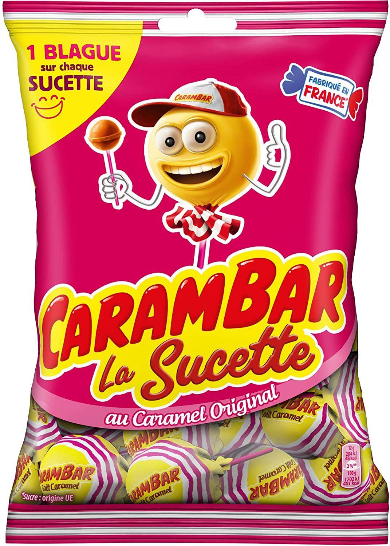 Packaging : Carambar investit cette année le rayon des sucettes