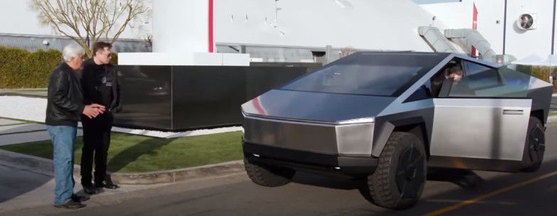 Innovation high-tech : la video à ne pas louper avec ELON MUSK et JAY LENO