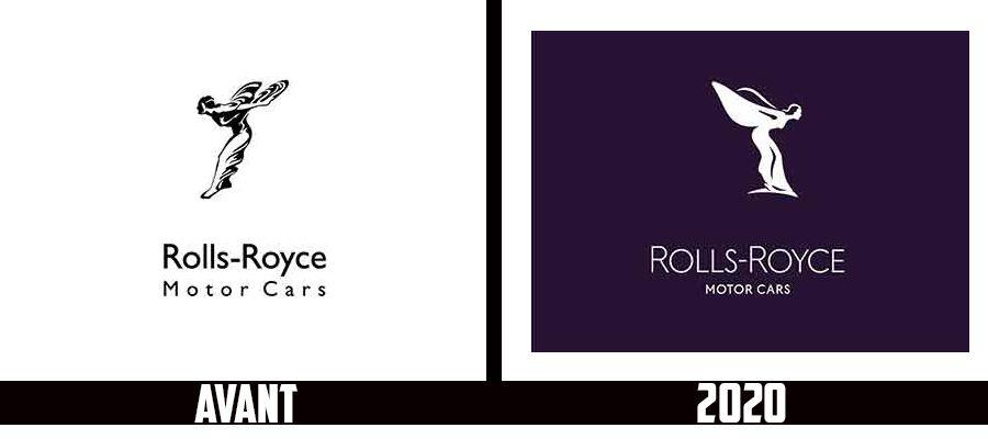 Branding : Rolls-Royce met un coup de jeune à son logo de marque