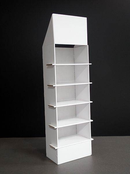 plv carton vente de produits. Black Bedroom Furniture Sets. Home Design Ideas