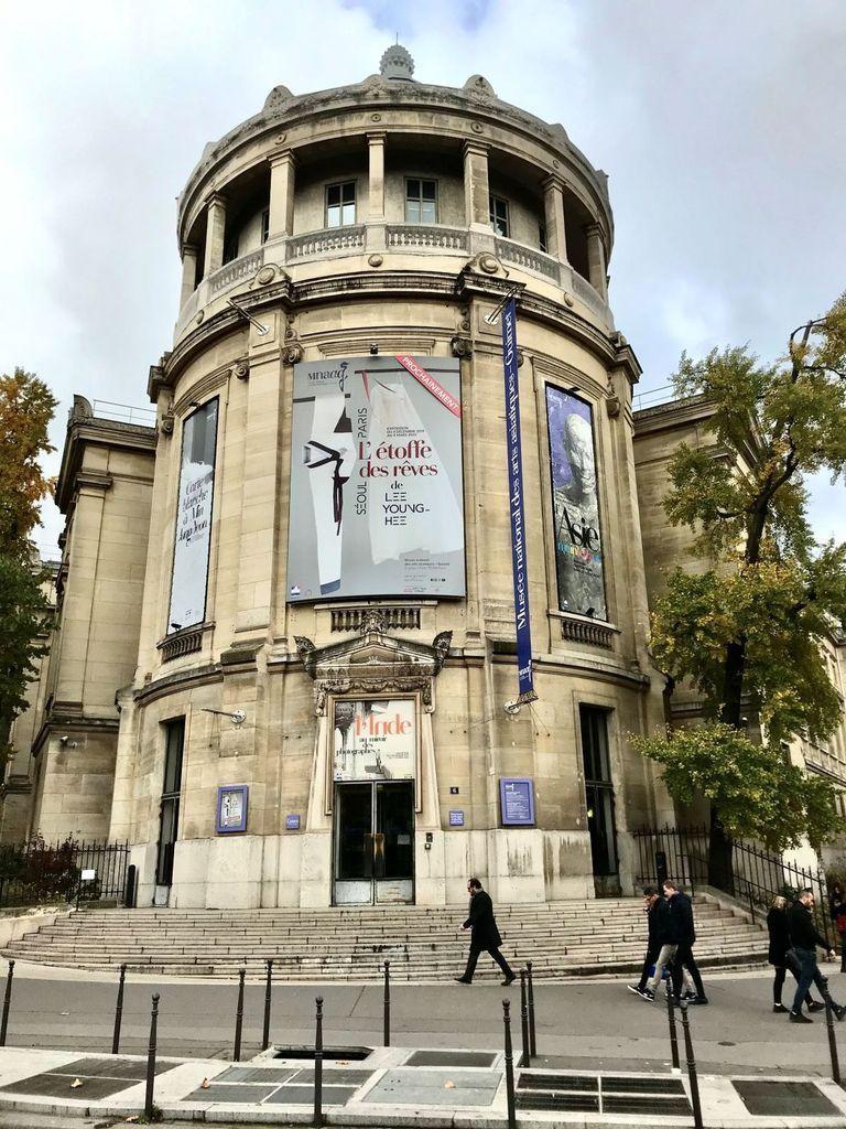 affichage museographique grand format