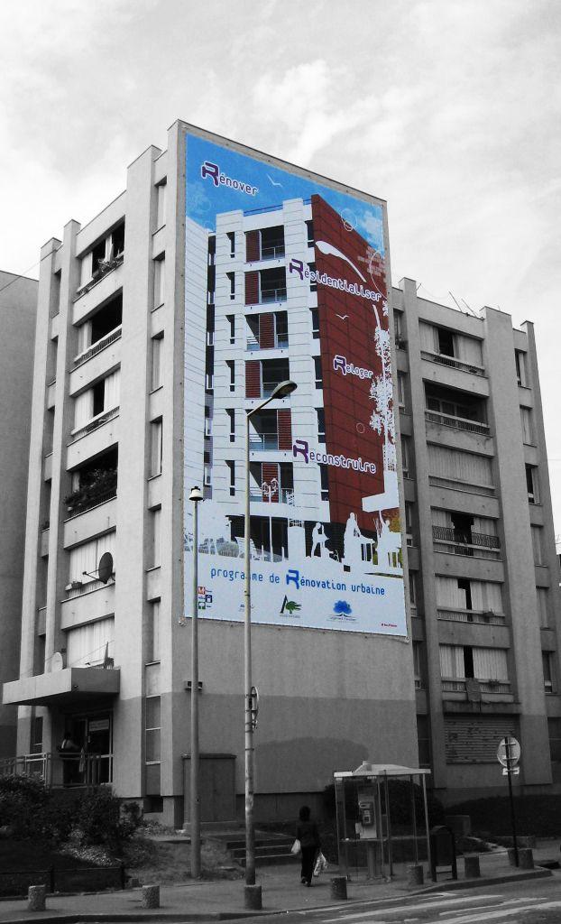habillage bache grand format_ renovation urbaine