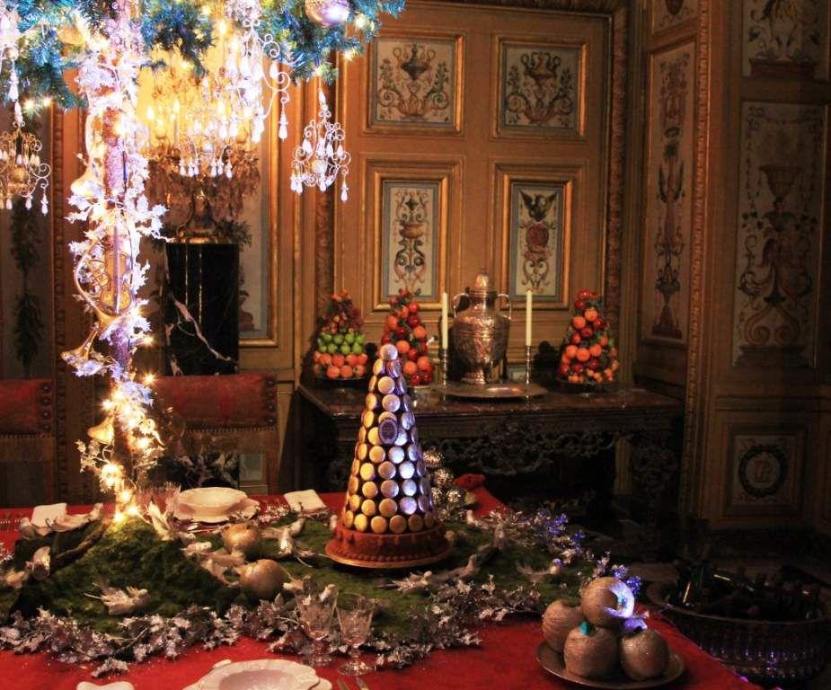 Chateau VAUX le VICOMTE en fête