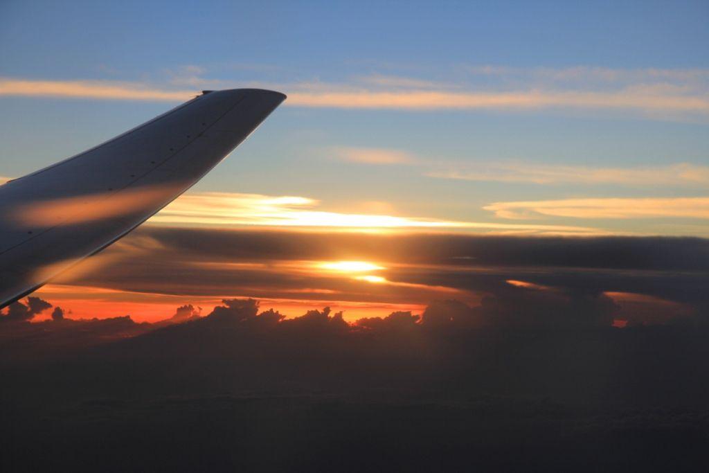 Vues aériennes du Chili