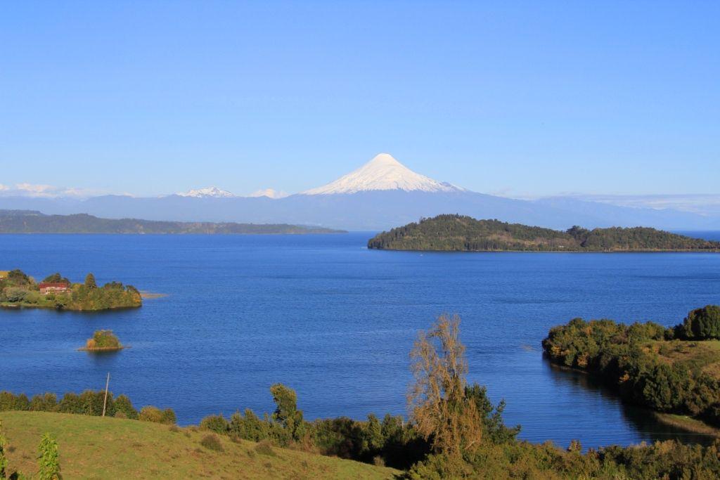 Lac LLANQUIHUE - PATAGONIE - CHILI