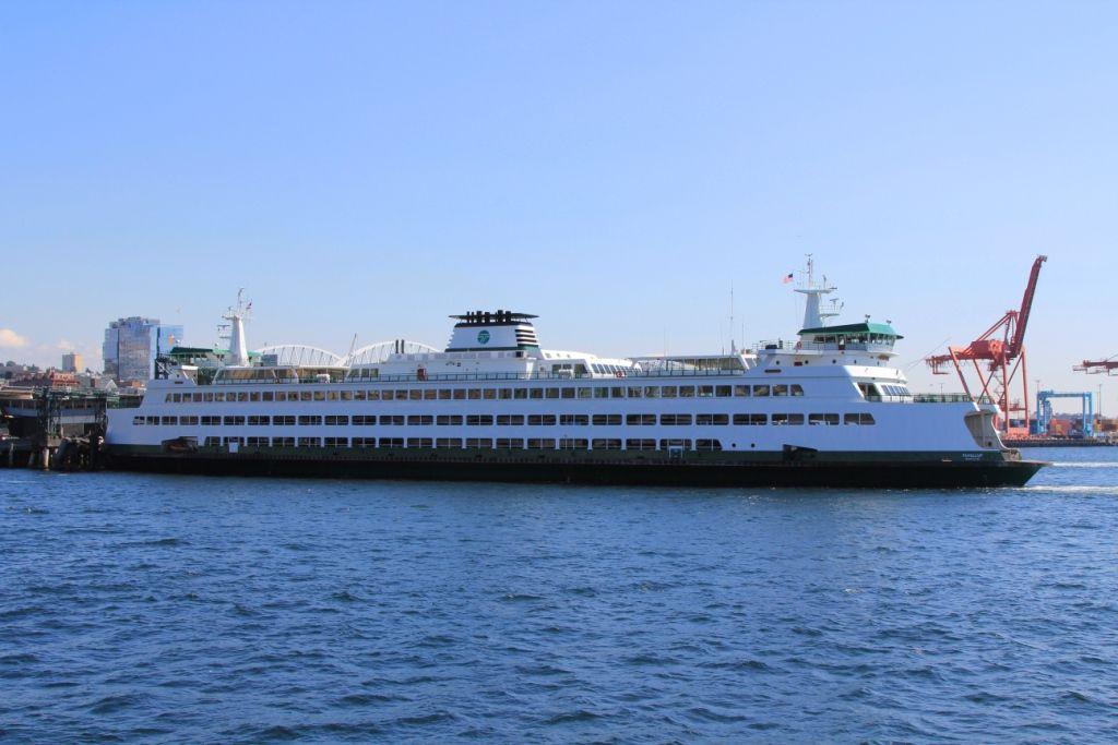 Port de SEATTLE Etat WASHINGTON