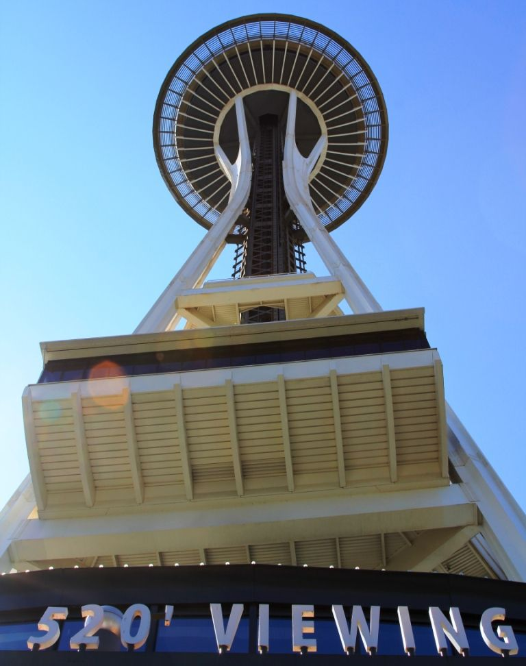 130 Seattle - SPACE NEDDLE