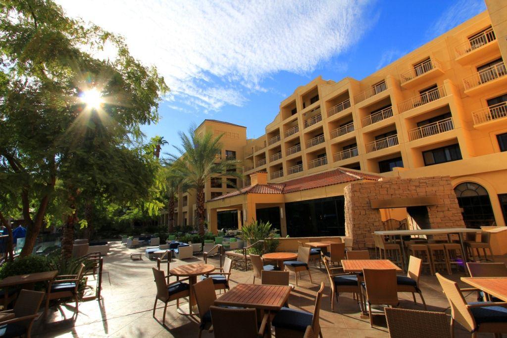 Hotel RENAISSANCE - Marriott - Palm Spring - Californie