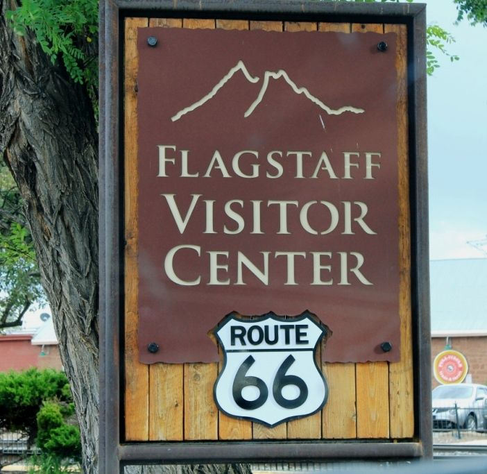 Flagstaff - Arizona - Route 66