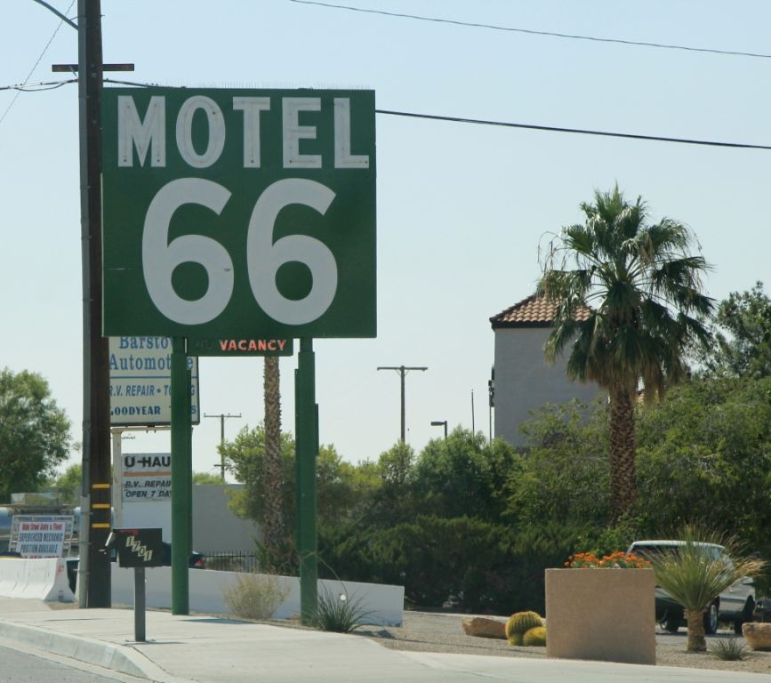 127 Route 66