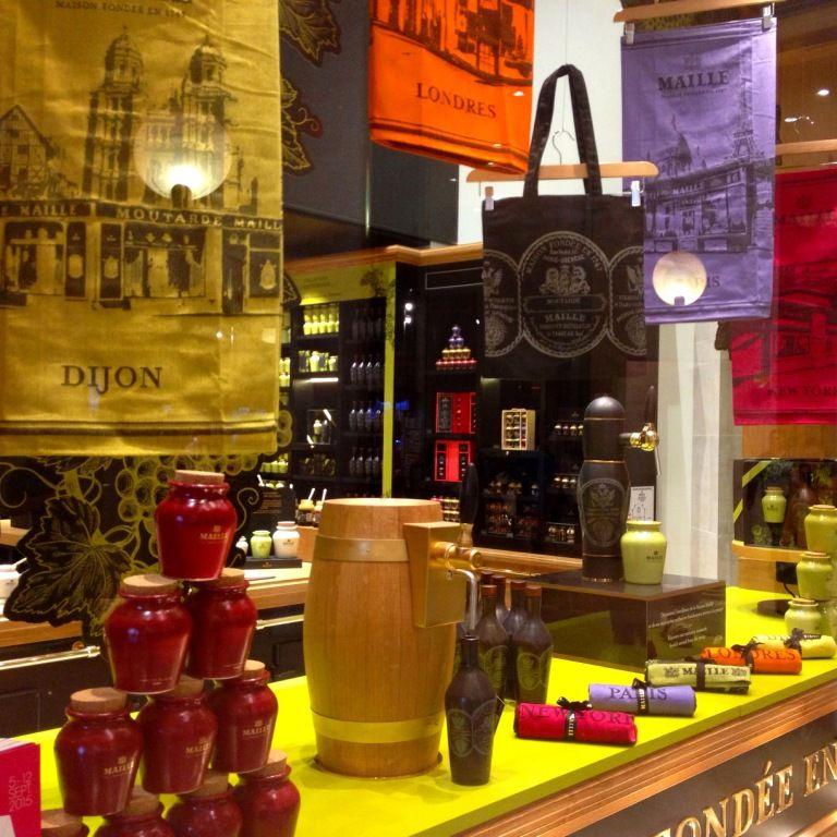 Shopping au Carrousel de Paris