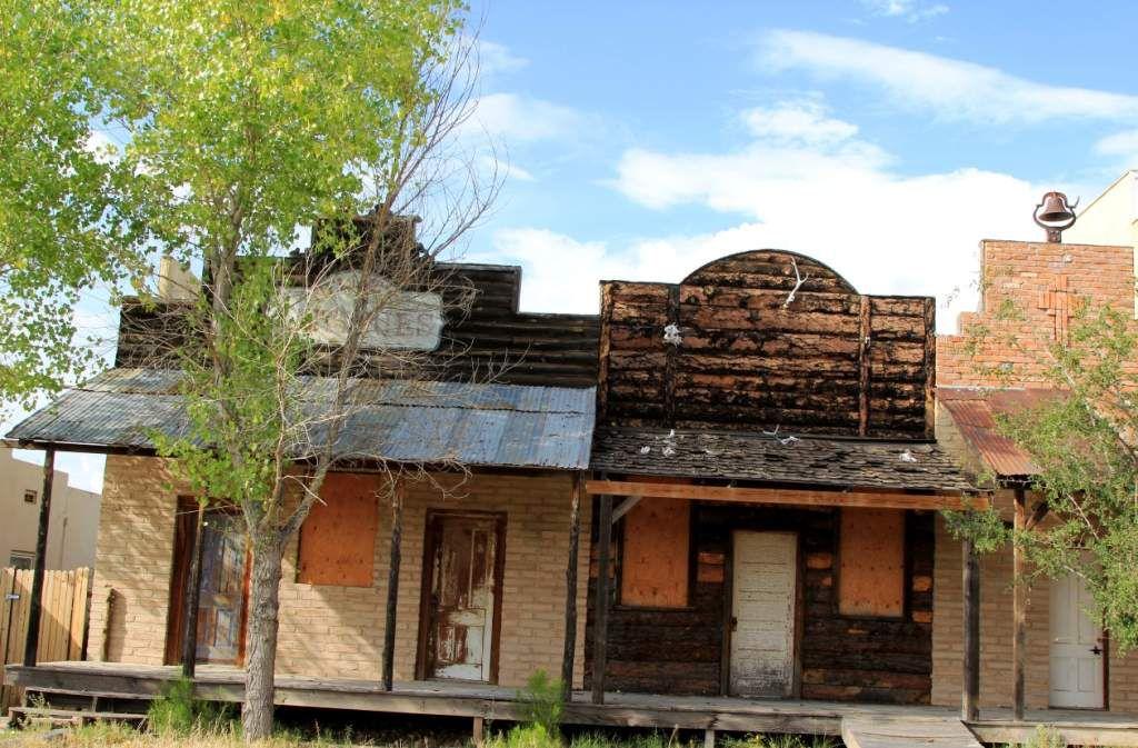 Tombstone : ville western - Arizona