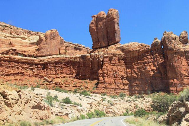 124 Arches national park 1- Utah