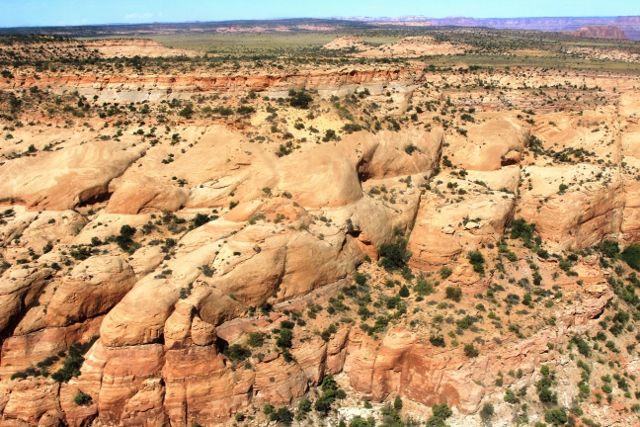 124 Canyonlands en hélico - Utah