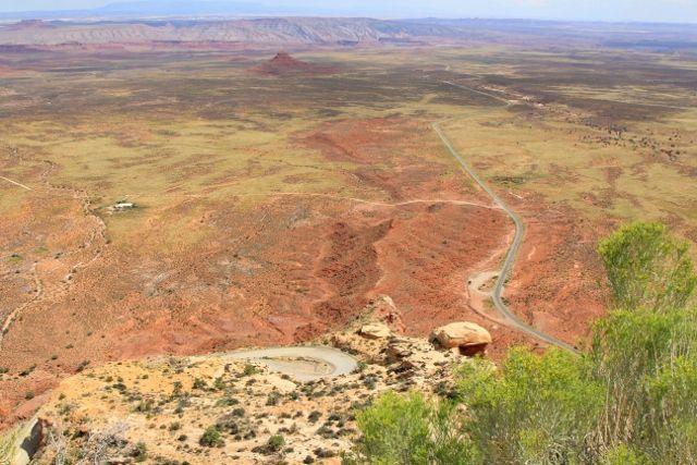 Moki dugway - Utah