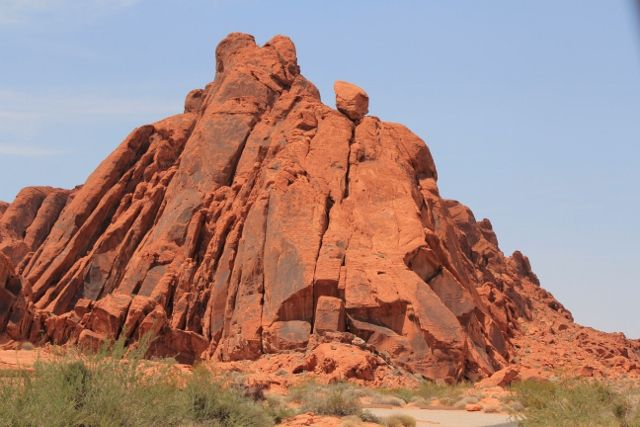 124 Valley of fire state park - Nevada
