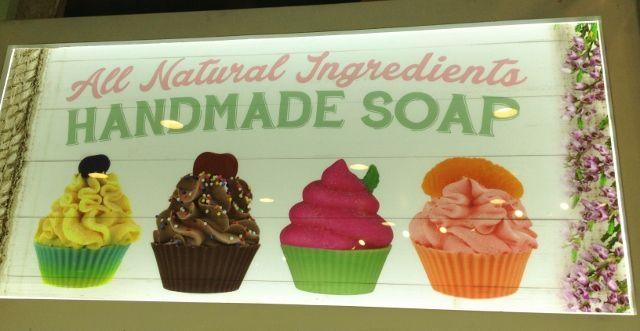 Shopping savons gourmandises - Las Vegas