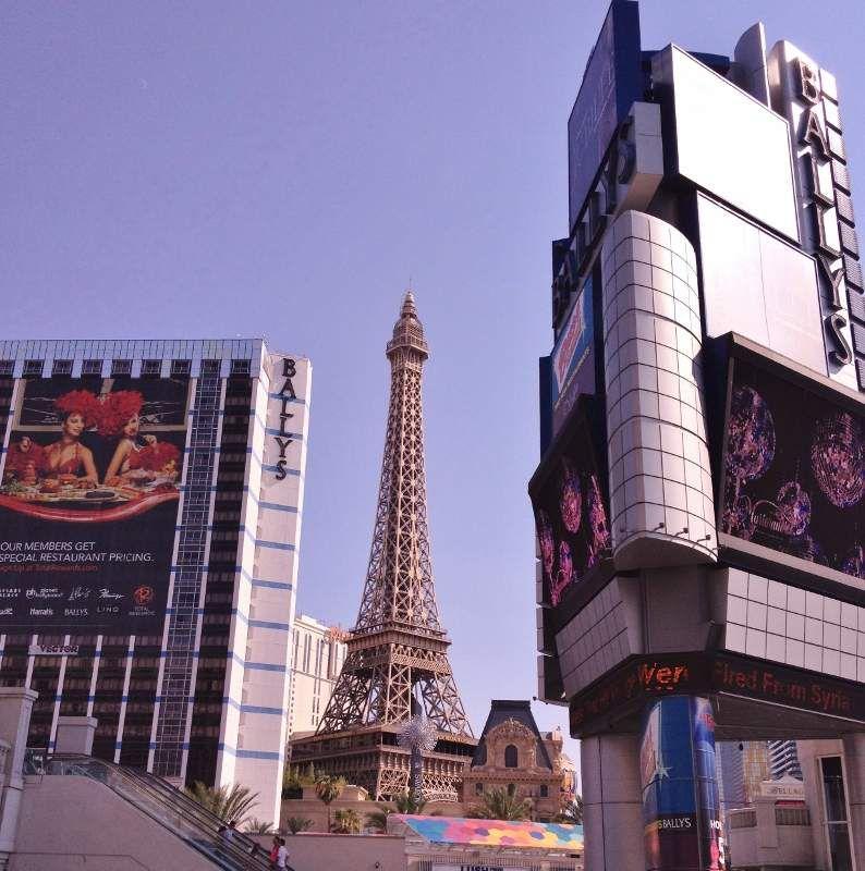 Hotel the PARIS - Las Vegas