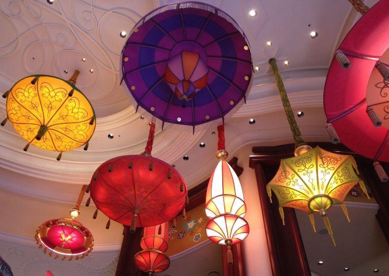 Restaurant Lake side   Hotel Wynn Encore   Las VEGAS