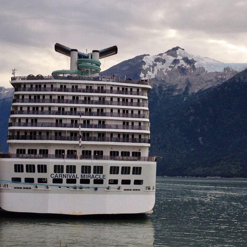 Port de Skagway  Alaska