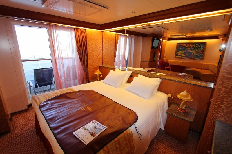 41 Carnival Miracle Notre suite