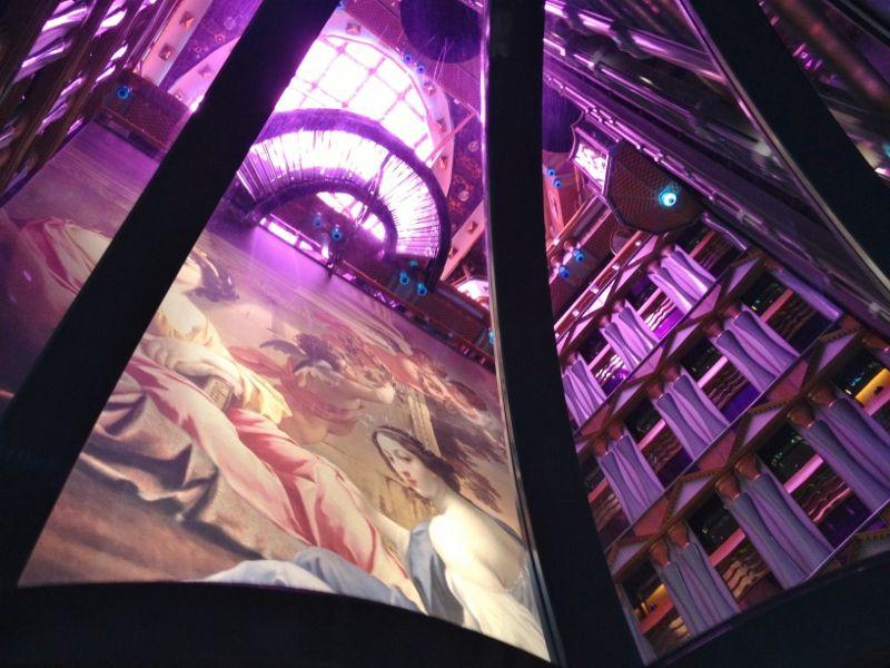 41 Carnival Miracle Atrium