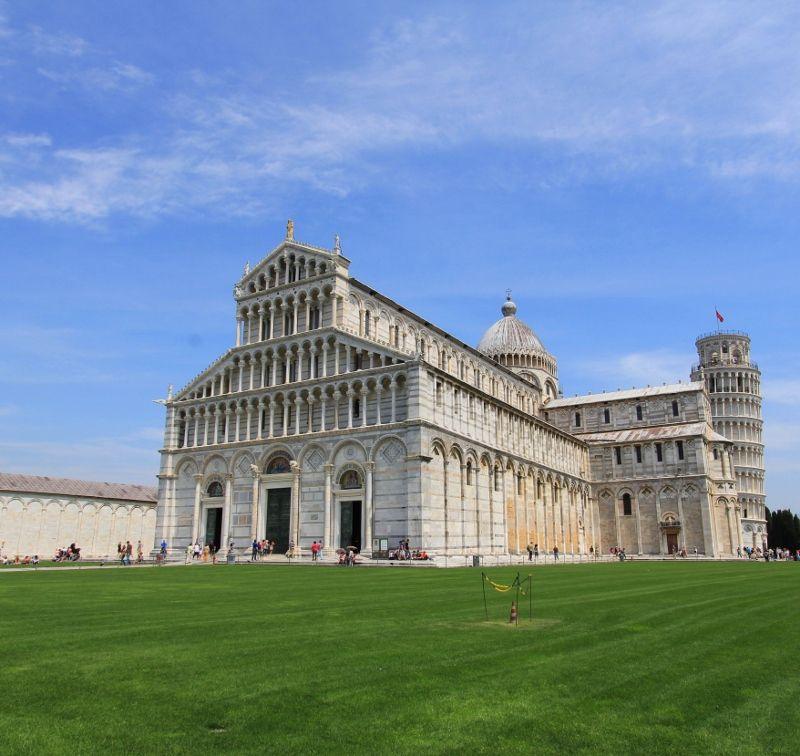 Cathédrale DUOMO PISE Italie