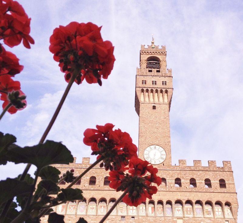 Palazzo VECCHIO Florence Italie