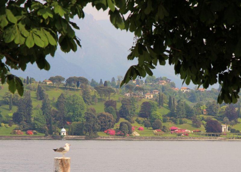 Lac de Côme Italie
