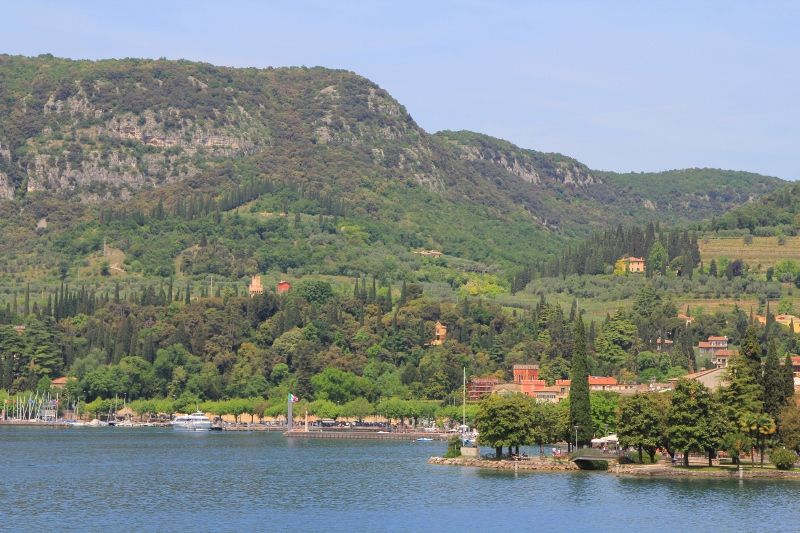 Lac de Garde Italie