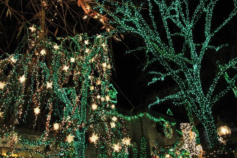 Dyker Heightz Christmas Lights / Illuminations des maisons particuliers : les VERTS New York partie 2