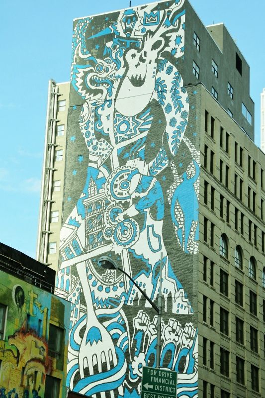 New York et le Street art