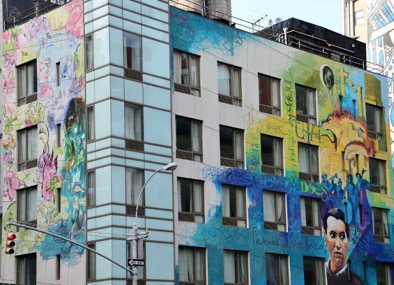 New York et le Street art