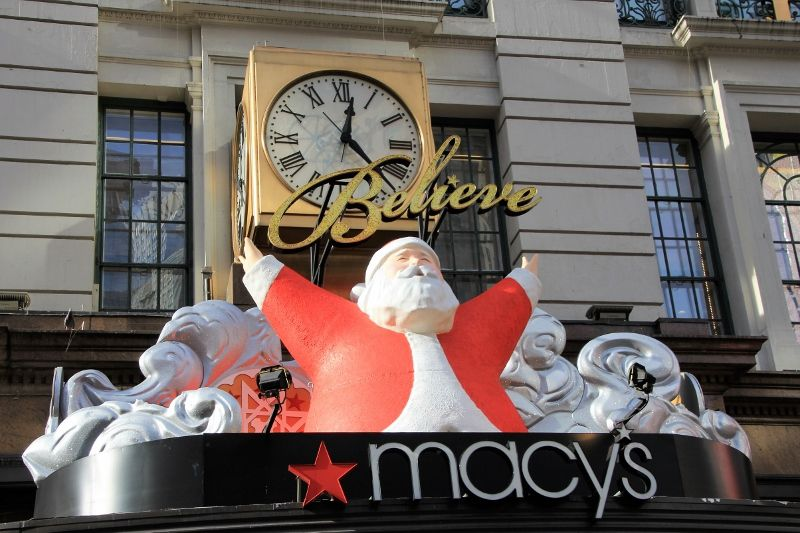 Magasin Macy's New York