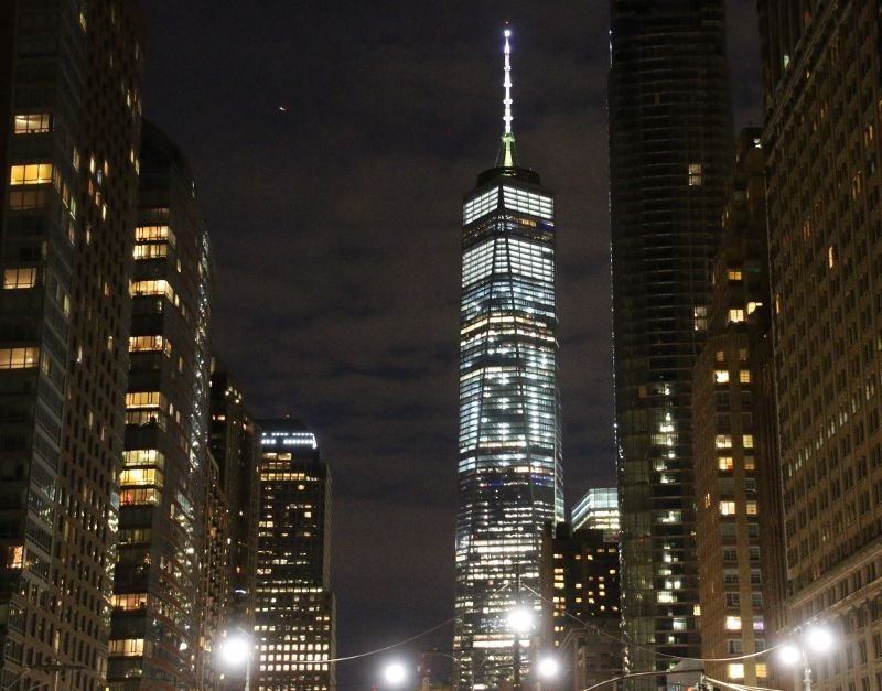 130 New York Freedom tower