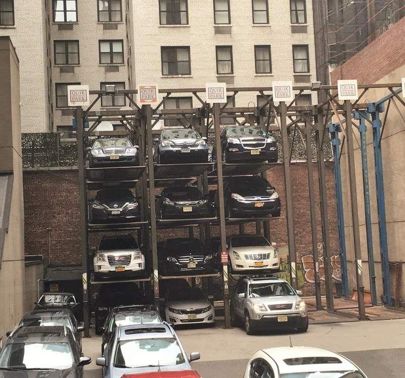 Autos newyorkaises