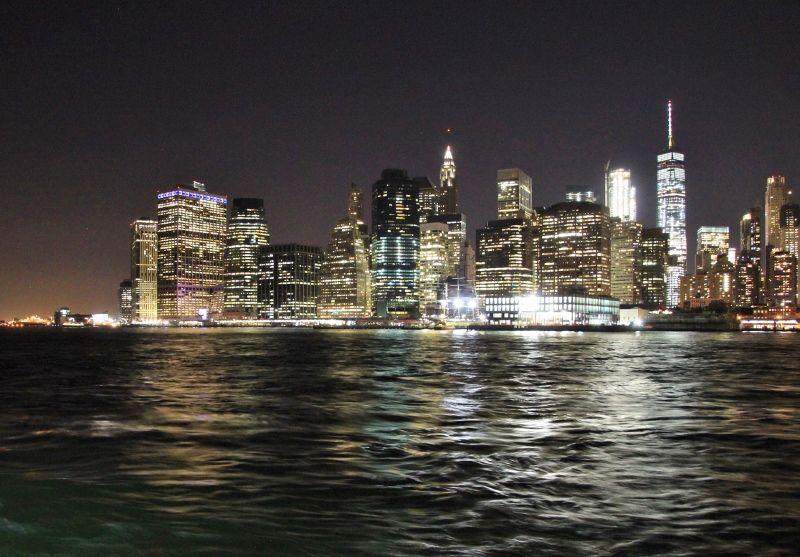 130 New York by night 2017